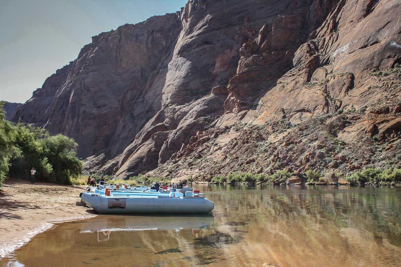 Colorado River Boattrip