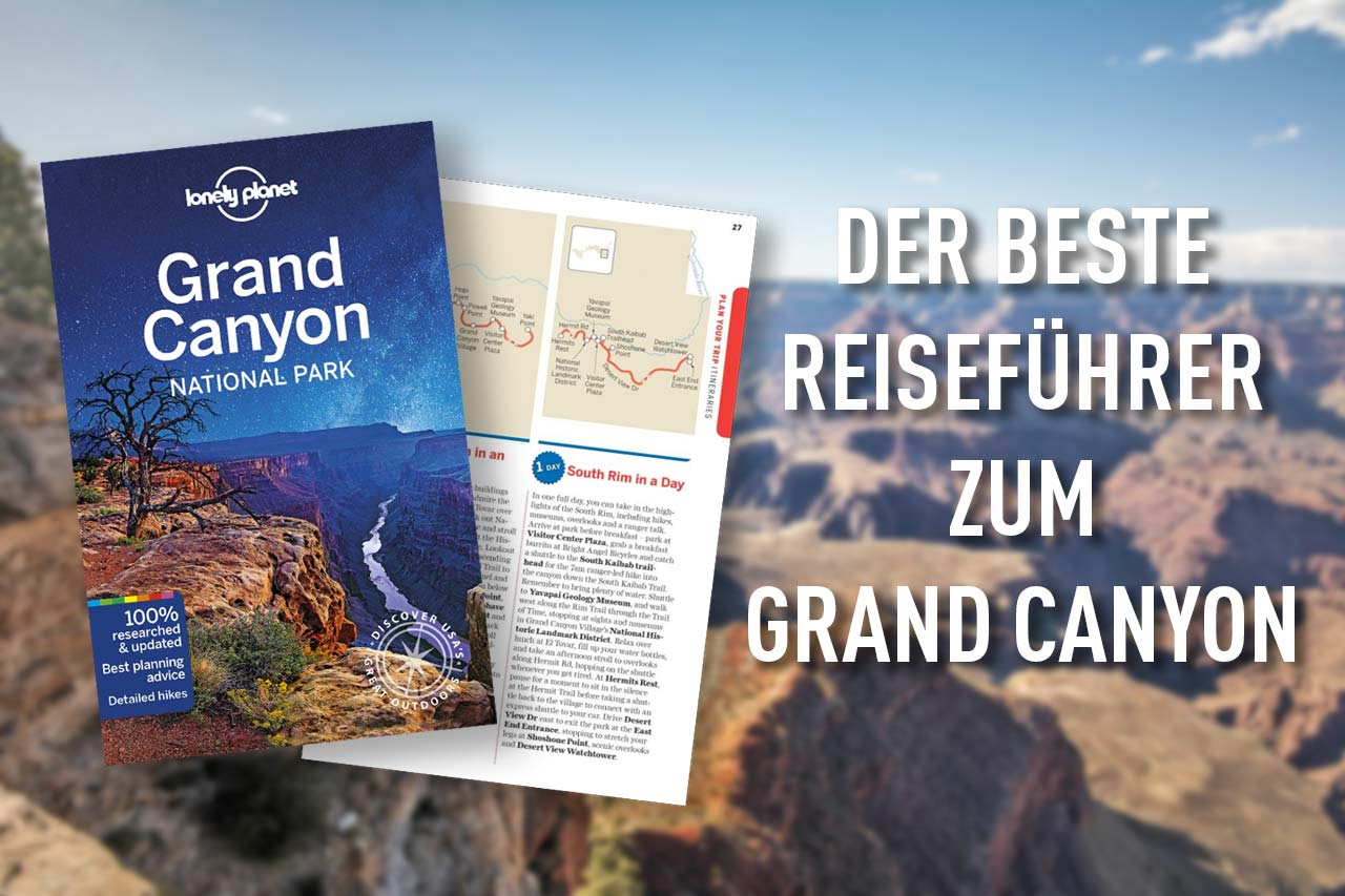 10 Tipps für den Grand Canyon South Rim