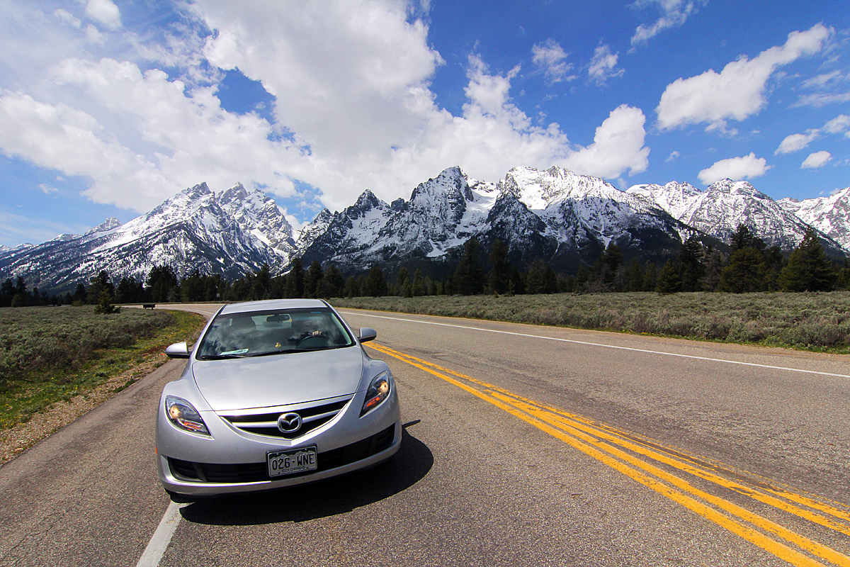 Grand Teton Roadtrip