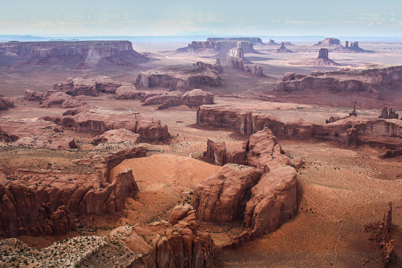 Rundflug Monument Valley