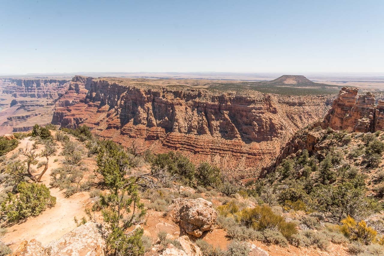 Desert View Point