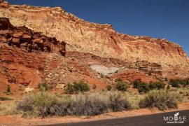 Capitol Reef Nationalpark mit Goblin Valley