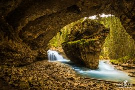 Wandern im Johnston Canyon | Rocky Mountains mal anders