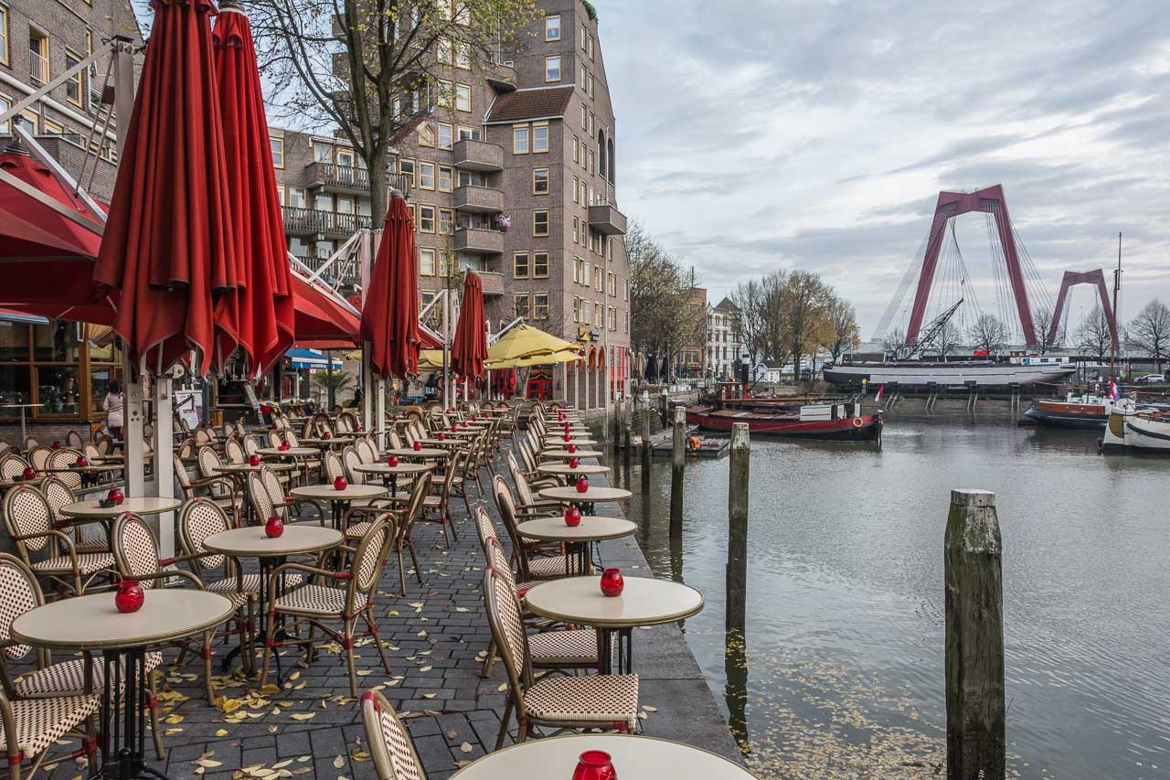 Oudehaven Rotterdam
