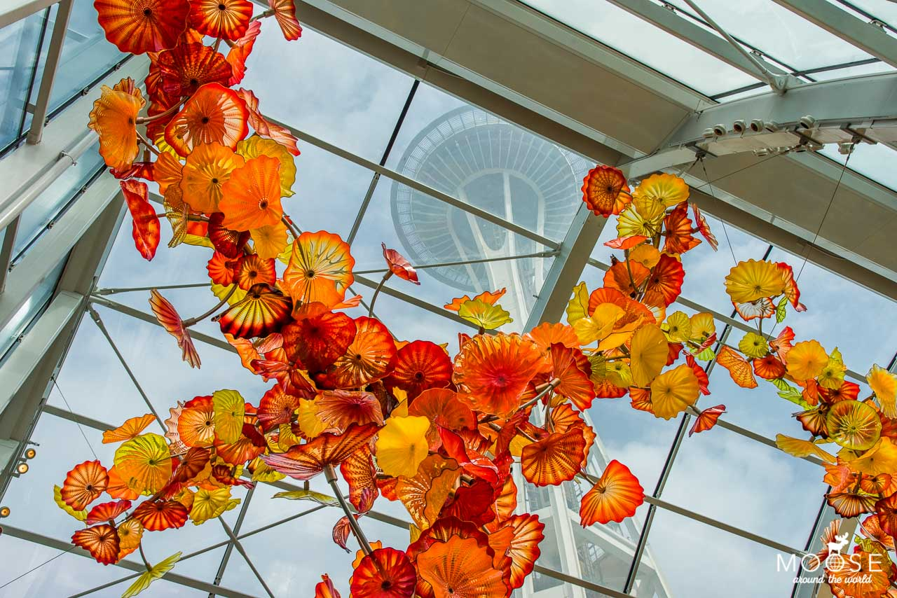 Chihuly Glass and Garden