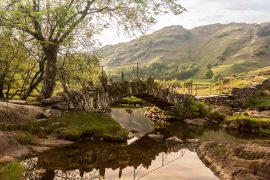 Slater Bridge Lake District