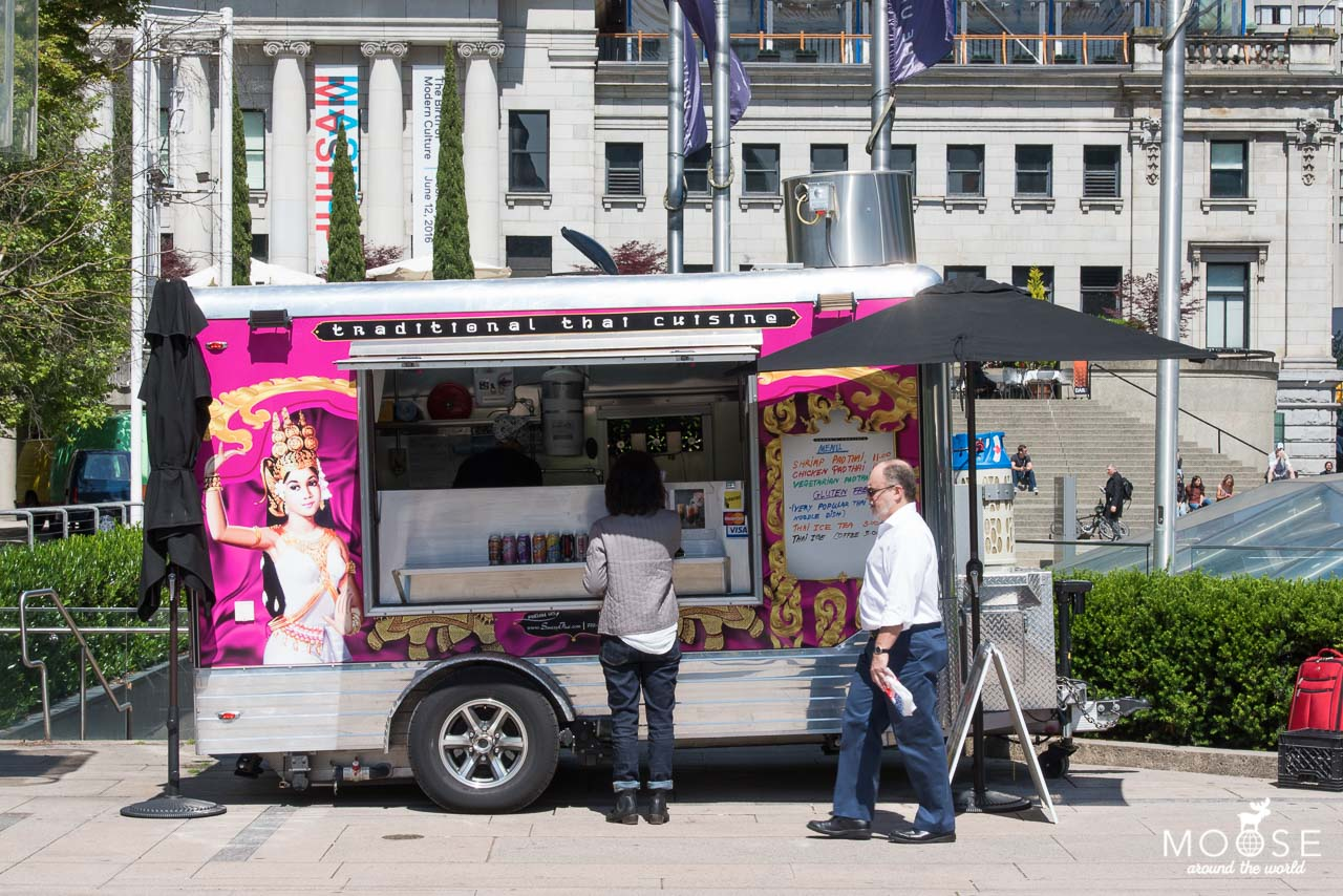 Food Trucks Vancouver