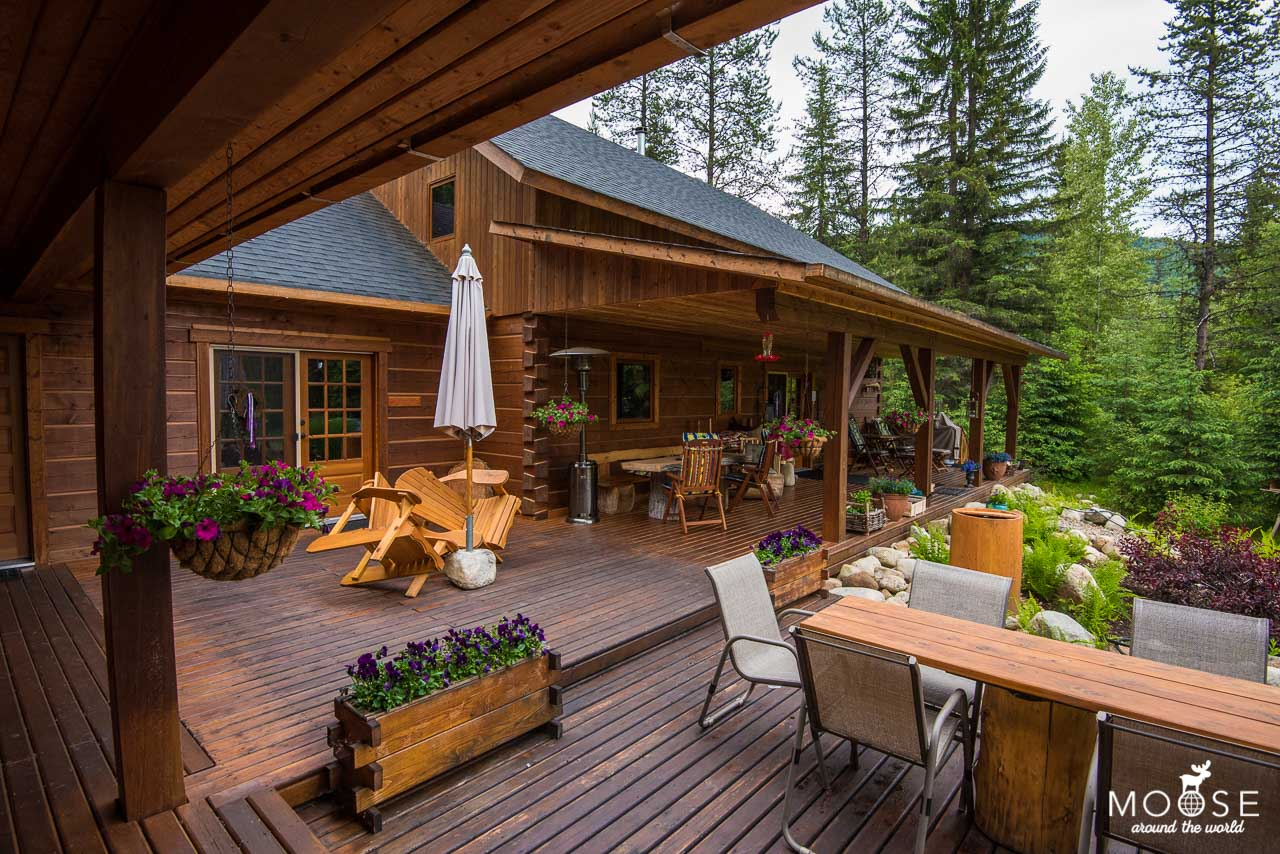 Moul Creek Lodge Wells Gray
