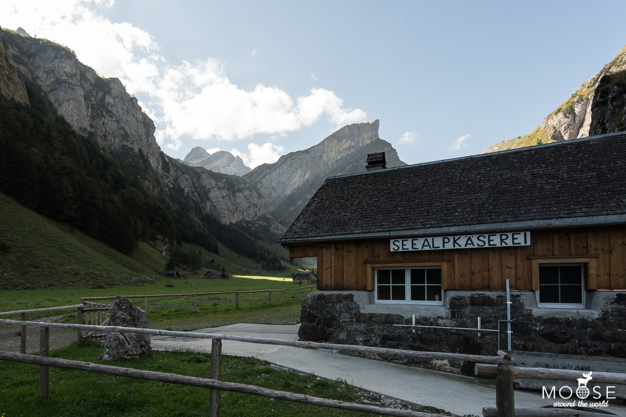 Seealpsee Appenzell