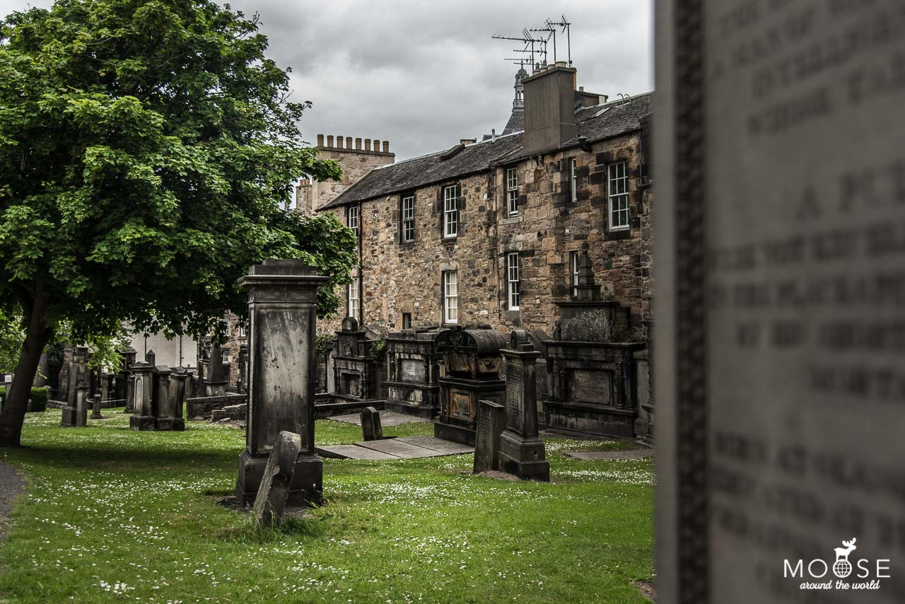 Edinburgh Friedhof
