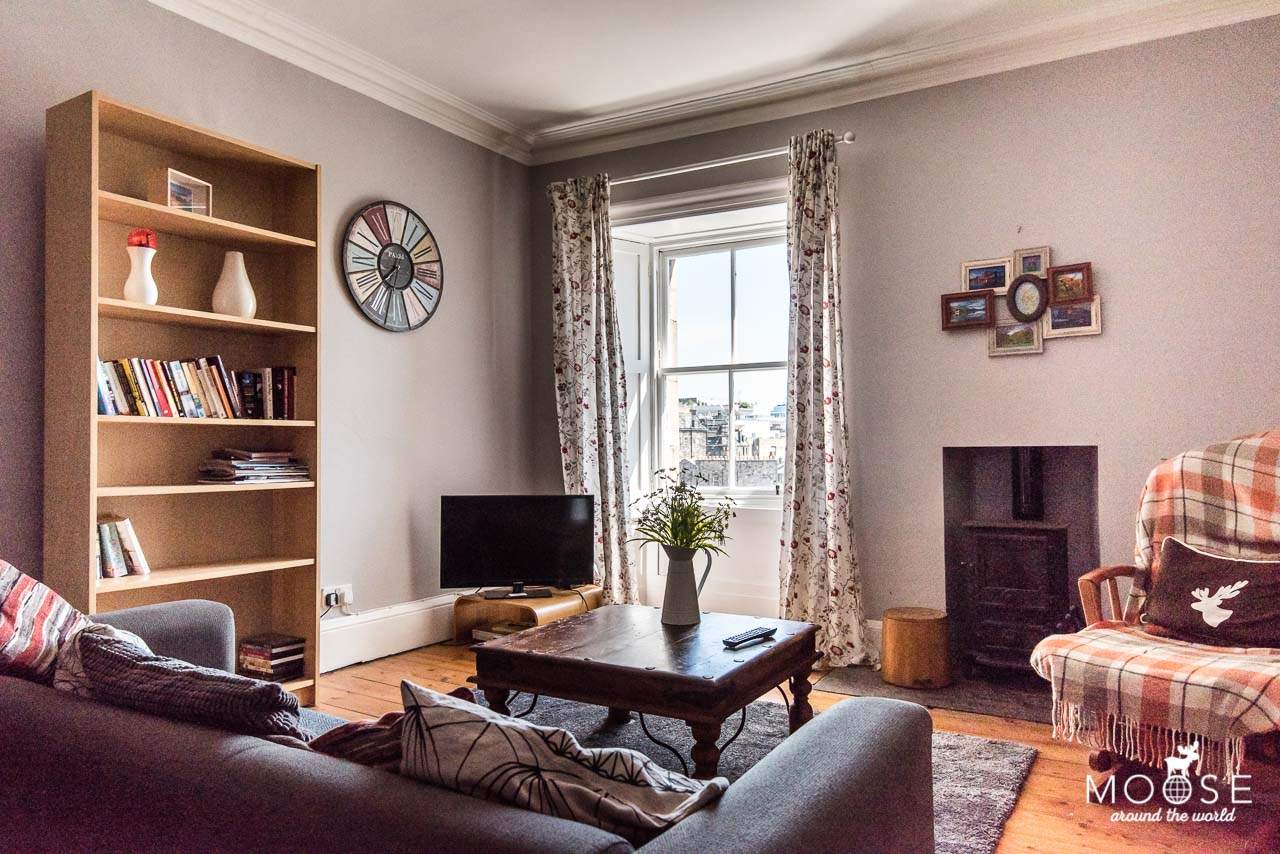 Old Town Retreat Airbnb Edinburgh Victoria Street