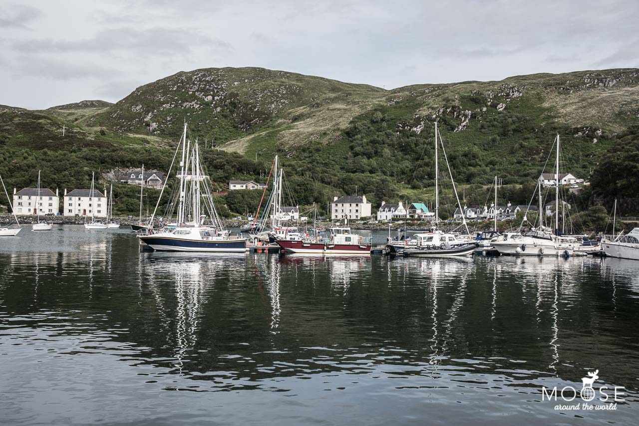 Mallaig Schottland The Jacobite