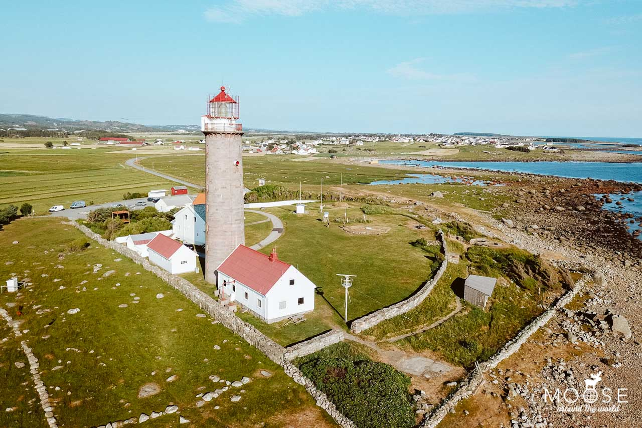 Lista fyr Lighthouse Leuchtturm Lister Peninsula