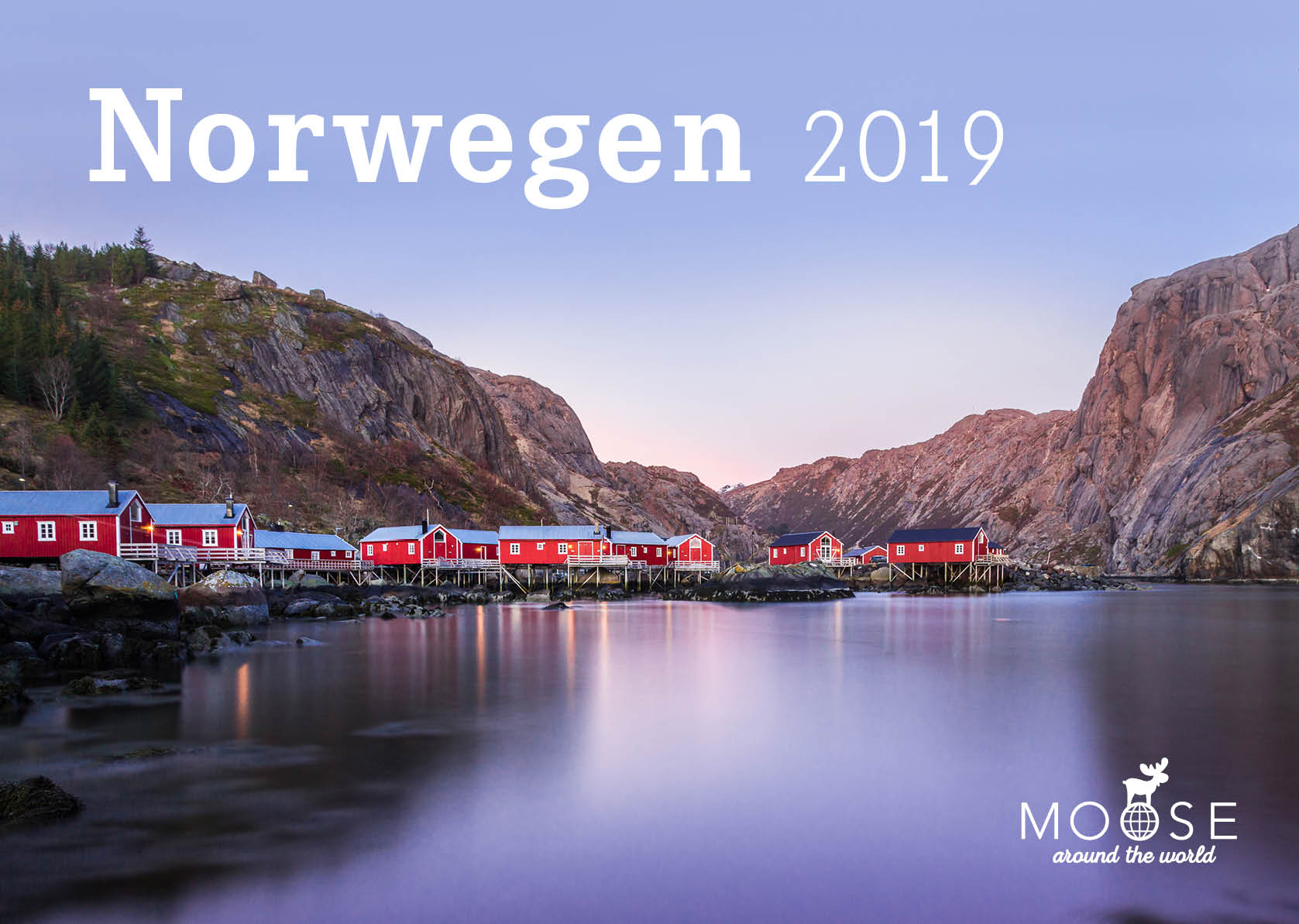 kalender norwegen 2019 fotokalender von moose around the. Black Bedroom Furniture Sets. Home Design Ideas