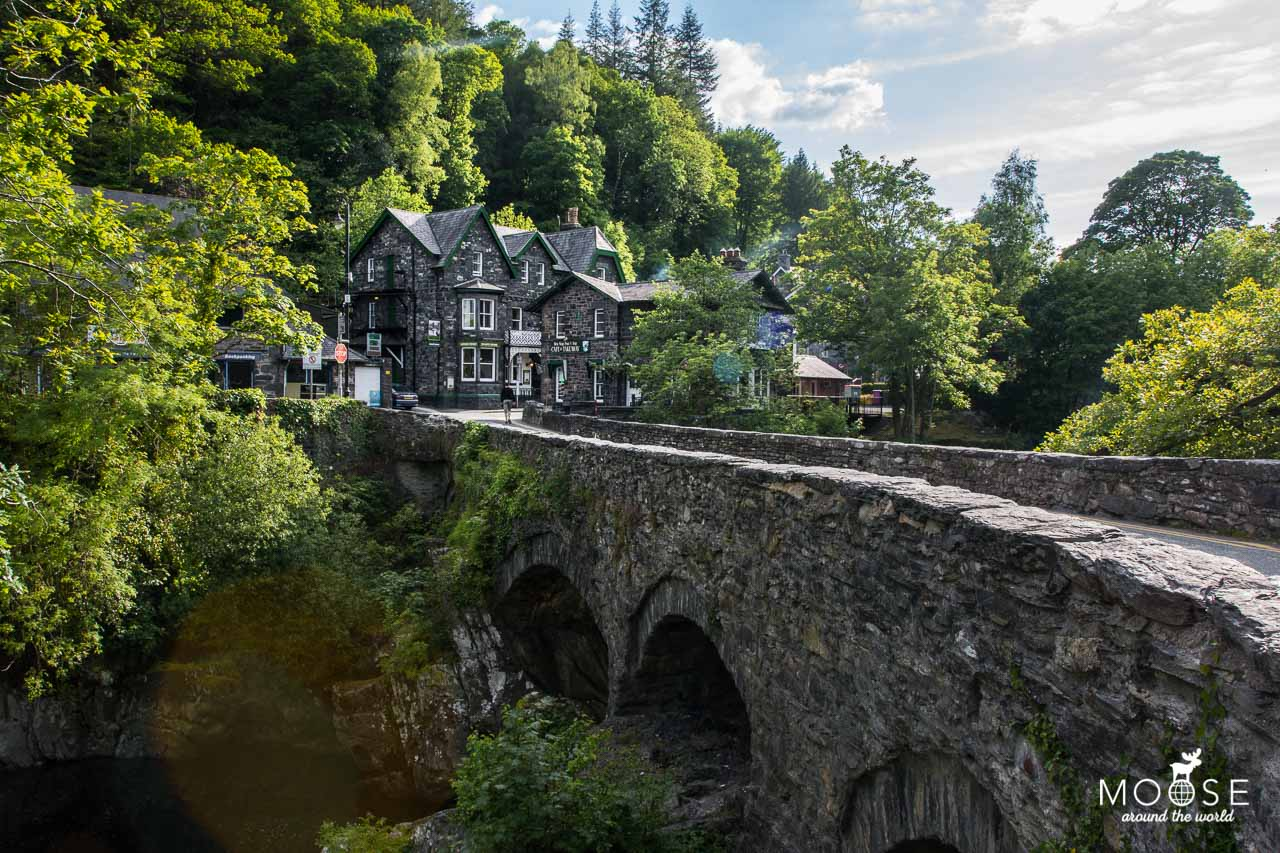 Betws-y-Coed Roadtrip Wales