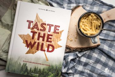 Taste the wild Macaroni and Cheese