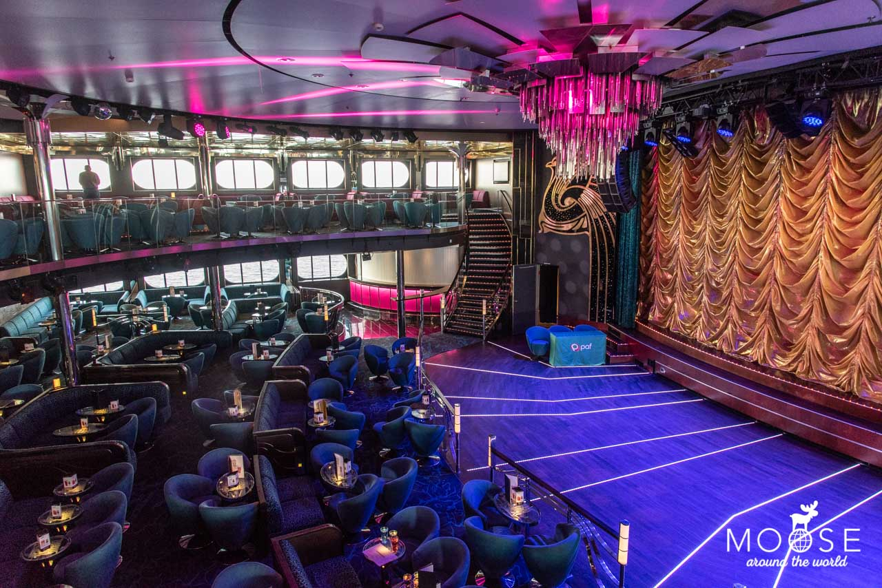 Tallink Silja Minicruise Ostsee Baltic Queen Entertainment